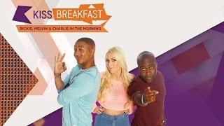 Charlie's Got A Dilemma... | KISS Breakfast Takeaway