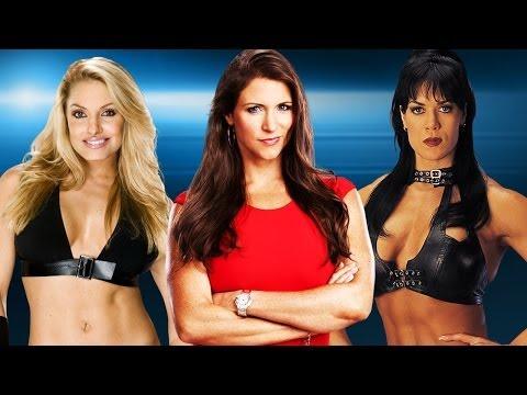 WWE Mashup: Stephanie McMahon, Trish Stratus & Chyna (DALYXMAN)