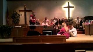 "Children's Sermon ""Finding Your Spiritual Gift-Cake"" by Rachel L. Galarneau"