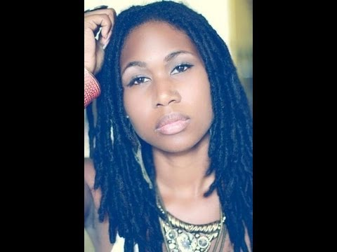 Beautiful Black Women With Locs pt. 4