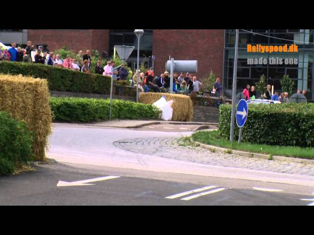 Dansand Classic Rally sprint