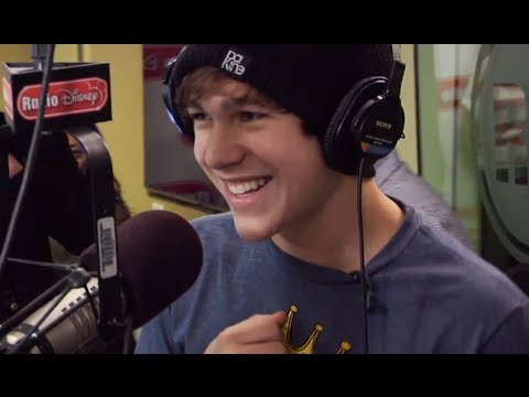 Austin Mahone - What About Love Radio Disney Take Over