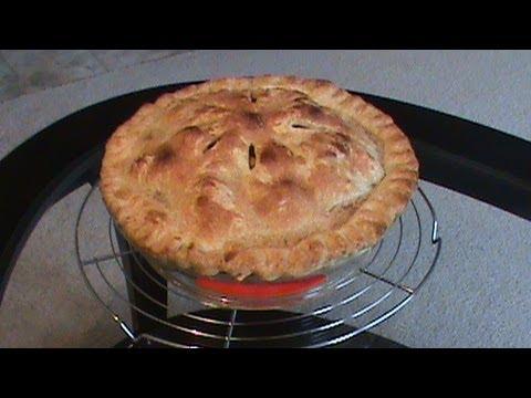 طريقة عمل فطيرة التفاح Apple Pie Recipe