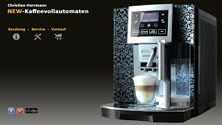 Delonghi ESAM 5600 Perfecta   Design Edition