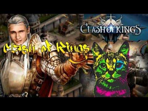 Взлом игры Clash of Kings на стоимость улучшения. 3 способа как взломать л
