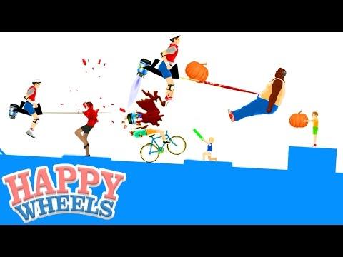 САМЫЙ ЖЕСТОКИЙ БУТЫЛКА ВОДЫ ЧЕЛЛЕНДЖ! РЕАКТИВНЫЕ ДВИГАТЕЛИ ПРОТИВ ЧЕЛОВЕКА! (Happy Wheels)