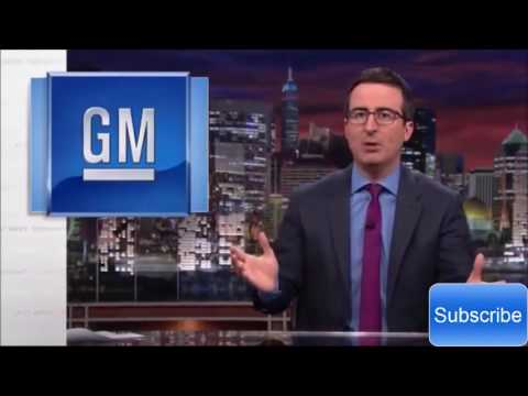 John Oliver takes on Companies Brands and World Leaders   Hilarious Compilation