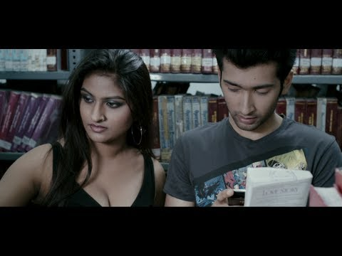 I Don't Luv U || Movie Scene - Vibs Masti In Library - Part 21 video