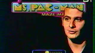 L1 miss pacman maze madness playstation