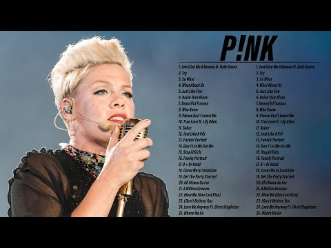 Download Lagu P ! n k - Greatest Hits 2021   TOP Songs of the Weeks 2021 - Best Song Playlist Full Album.mp3