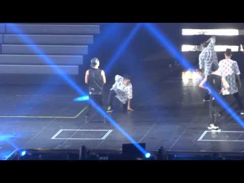 Yg Family Concert In Singapore 2014 - Bigbang - Tonight video