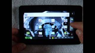 HTC / Herotab c8 Samsung cortex A8 1.2ghz Android 2.3