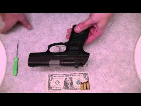 Ruger P95 Decocker Review Plus key features and useability (Full)