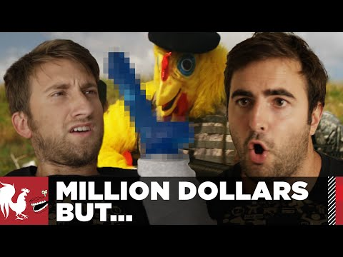 Million Dollars, But... Slow Mo Millionaires | Rooster Teeth