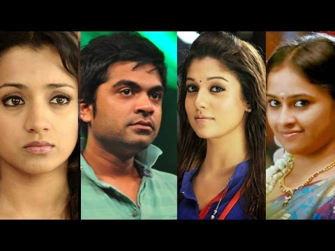 Top Kollywood Gossips 2014 | Trisha, Nayanthara, Simbu, Sridivya, Anjali, Priya Anand video