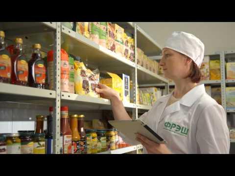 Рекламный ролик MyFresh