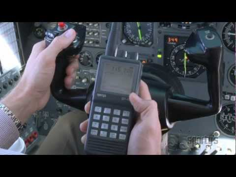 Sporty's SP-400 Nav/Com - The Ultimate Backup Aviation Radio!