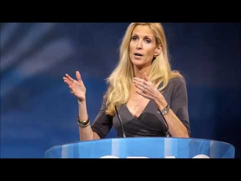 Ann Coulter on BBC Radio 4 (5/18/2016)