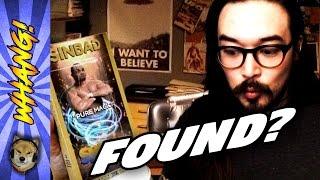 Sinbad Genie Movie VHS Found? Nope - Mandela Effect / Berenstain Bears Effect - Whang!