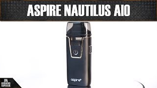Elektronická cigareta / Basic Kit - Aspire Nautilus AIO - Recenze (CZ)