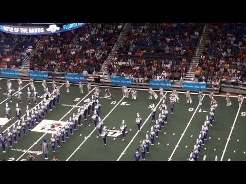 Barron Collier High School Clip - 2013 Florida Classic BofB - 11/27/2013