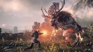 Монстры The Witcher 3: Wild Hunt