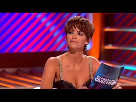 Sarah Harding : Chris Moyles Quiz Night 2011