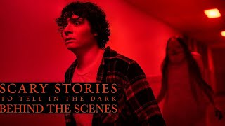 Behind the Scenes of SCARY STORIES TO TELL IN THE DARK Movie 2019 (On Set ADR)