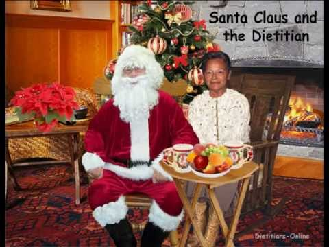 Santa Claus and the Dietitian