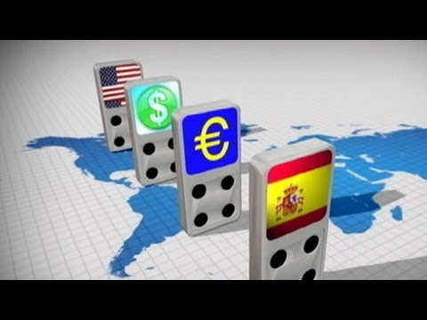 Spain's $125 Billion Bailout Package By European Union
