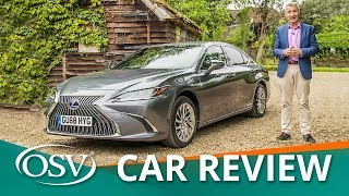 Lexus ES 2019 the luxury saloon of choice in 2019?