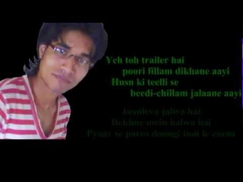 Chikni Chameli (agneepath) Karaoke video