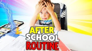 After School Routine - Was treiben die Kids nach der Schule? Lulu & Leon - Family and Fun