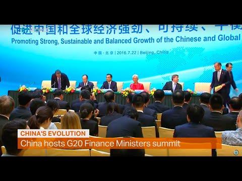 Money Talks: China's evolution, Dan Epstein reports