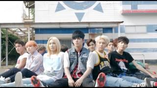 [BOYS BE] SEVENTEEN (???) BTS Seventeen's Photoshoot @ MelOn