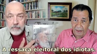 Professores de esquerda, a praga mais nociva do Brasil.