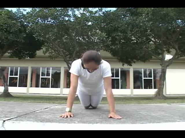 Pruebas fisicas para el ingreso a la escuela de grumetes