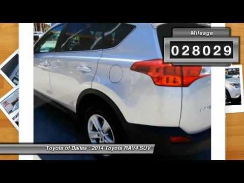 2014 Toyota RAV4 Dallas TX EW114976