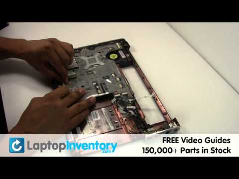 HP Pavilion FAN Replacement DV4 DV5   Laptop Notebook CPU Cooling Heatsink Fix Repair Install