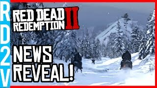 Red Dead Redemption 2 News - Next News Reveal, Gameplay Trailer & New Red Dead 2 Info Soon! (RDR2)