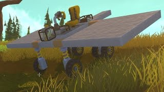 "Scrap Mechanic - My ""First"" ""Car"""