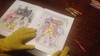 MAC SABBATH - Coloring Activity Book