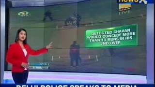 IPL T20 Match Fixing Video proof of fixing and betting