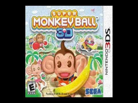 Super Monkey Ball 3D - World 7 Space Factory Music