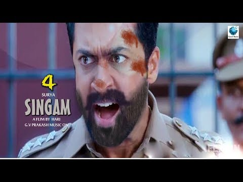 "Singam part 4 - ""Surya Anna"" completely changed get up 
