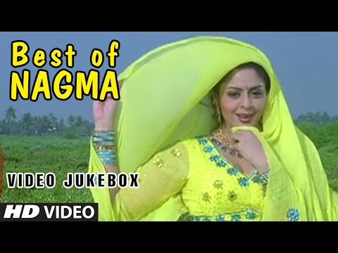 Best of Nagma [ Hot Video Jukebox ]