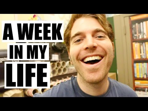 A WEEK IN MY LIFE!