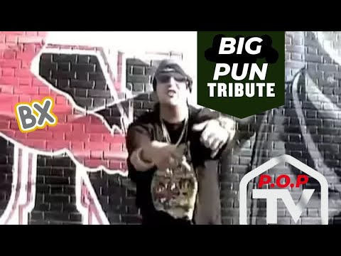 (Official Video) Pop-E - Big Pun Tribute Video