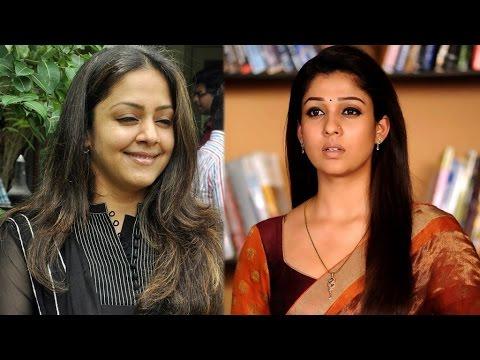 Will Nayanthara Overtake Jyothika In Acting? video