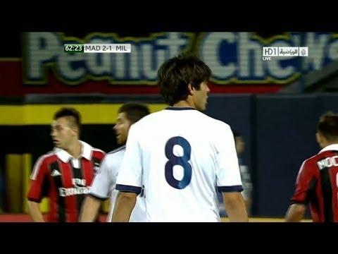 Ricardo Kaká vs AC Milan (A) 12-13 HD 720p